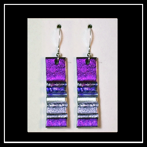 purple-earrings